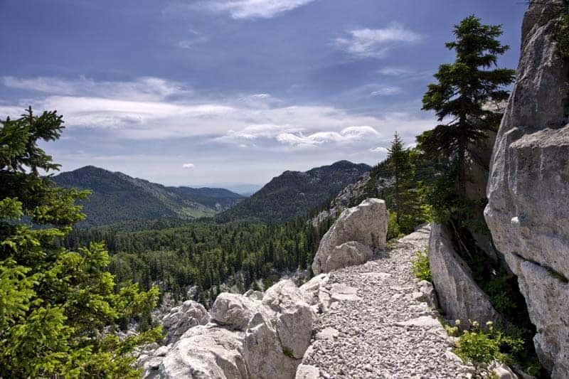 Sjeverni Velebit nacionalni park