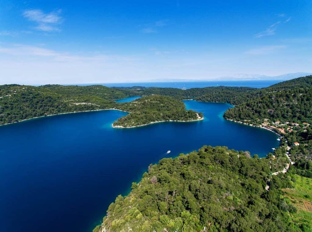 hrvatska mljet otok