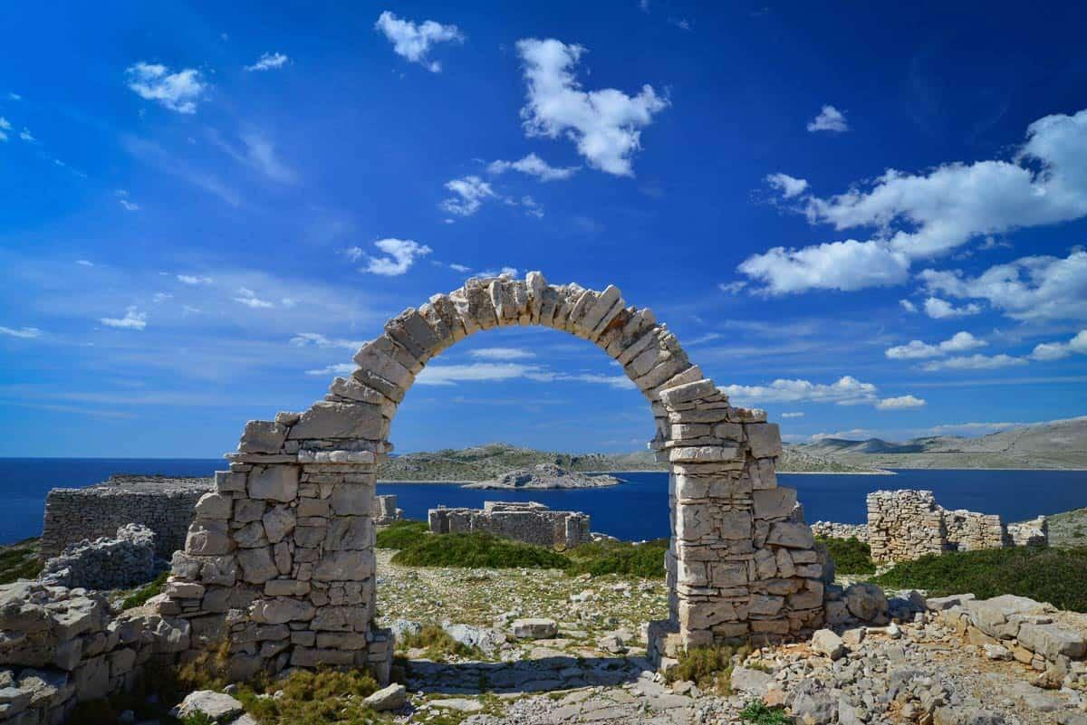 nacionalni hrvatska park kornati