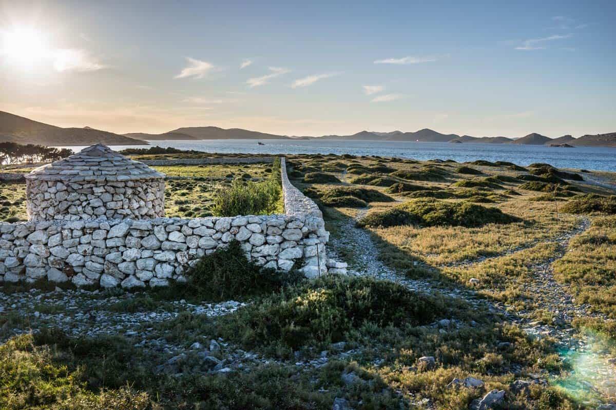 nacionalni park kornati hrvatska