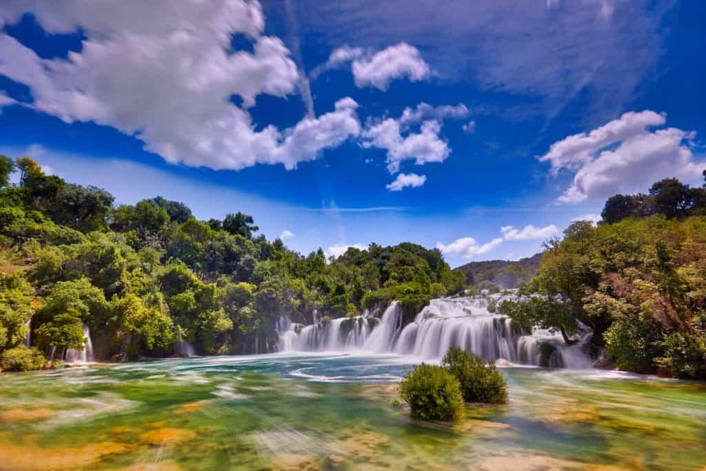 nacionalni park krka skradinski buk