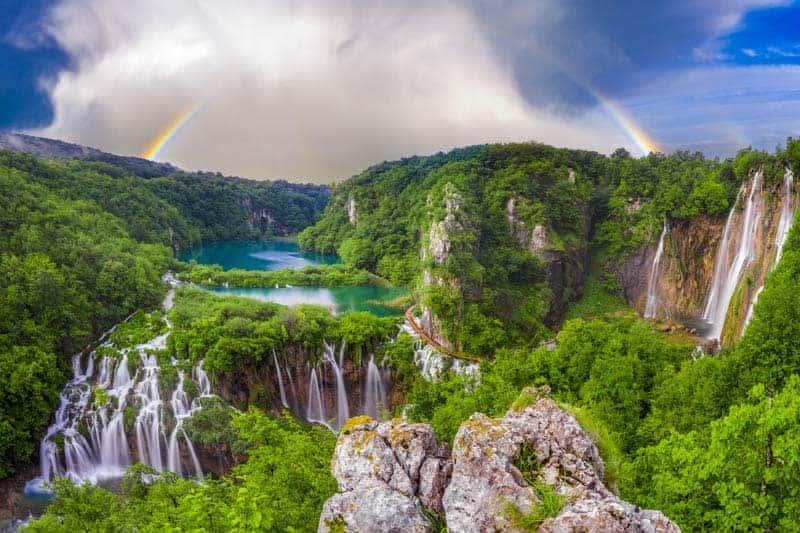 plitvicka jezera nacionalni park